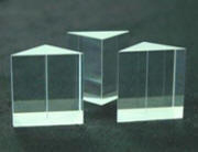 Isosceles Dispersive Prisms