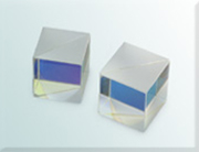 Non-polarizing Beam Splitting Cubes (Cemented)